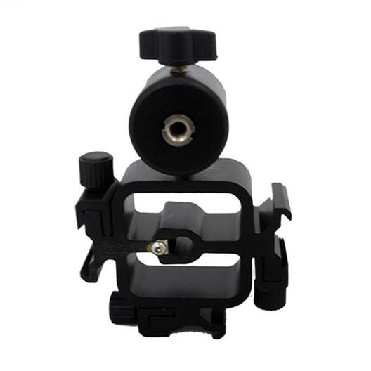 Hypop Triple Speedlite Flash Gun Ball Head Bracket Holder