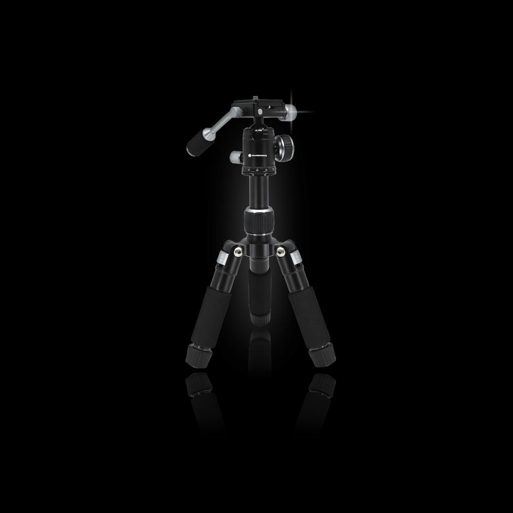 TRIPOD50V Mini-Tripod with Pan Bar for Smartphones and Cameras
