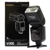 Voeloon V200 Profesional Flash Speedlite for Canon and Nikon