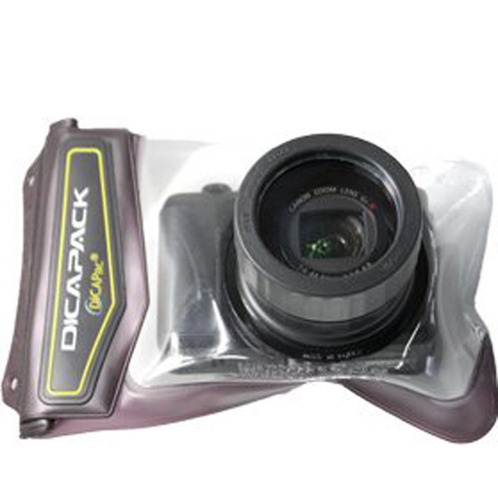DiCAPac WP-570 Waterproof Case for Canon G11 and similar cameras