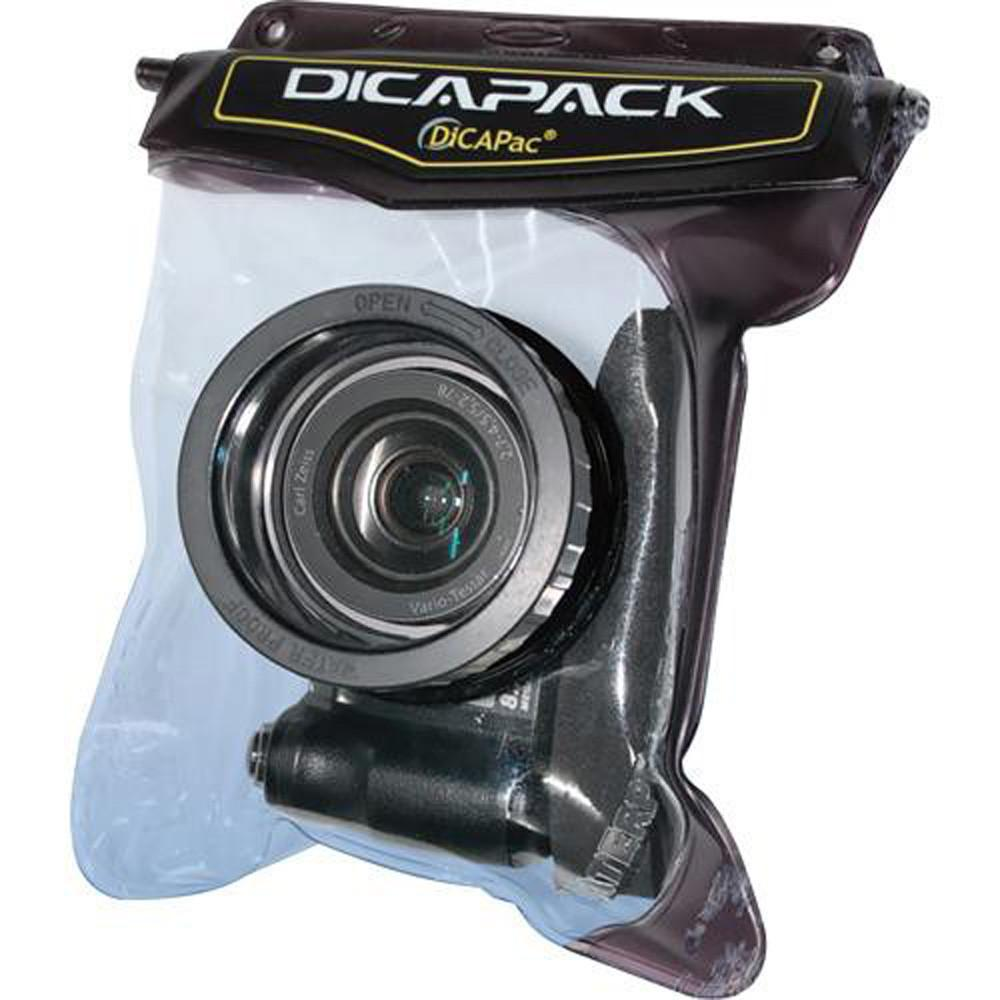 DiCAPac WPH10 Waterproof Underwater Case for High End Digital Cameras exclude