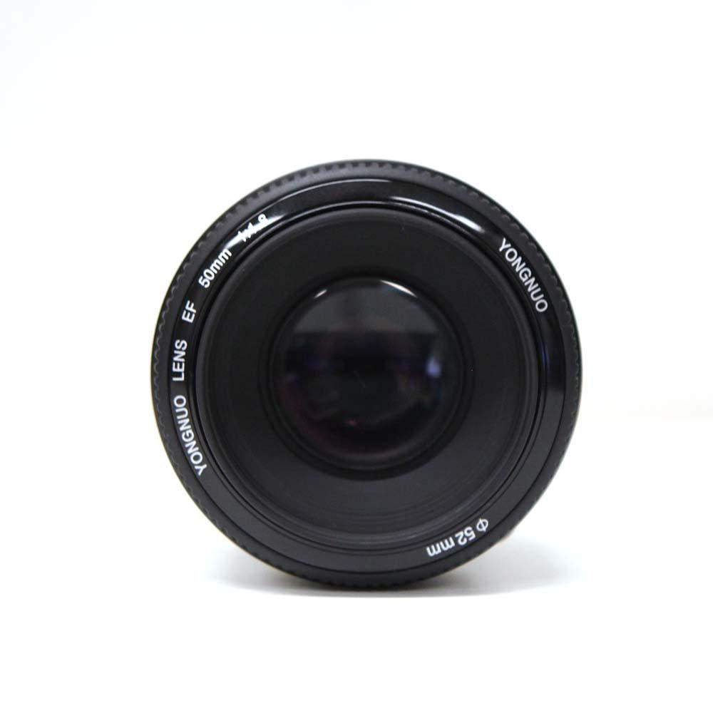Yongnuo YN 50mm F/1 8 AF/MF Standard Prime Lens for Canon