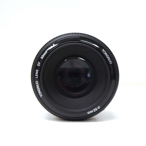 Yongnuo YN 50mm F/1.8 AF/MF Standard Prime Lens for Canon