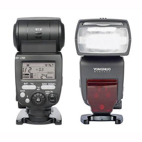 Yongnuo YN-660 Wireless Speedlite Universal Master Flash Unit
