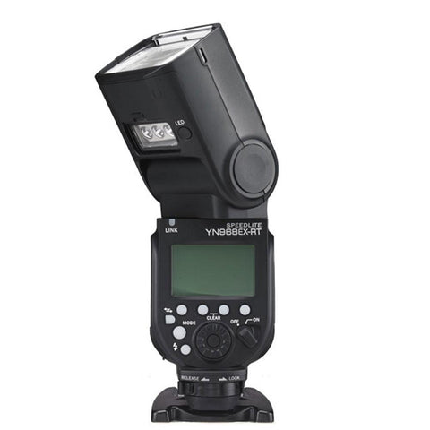 Yongnuo YN968EX-RT Flash Speedlite for Canon with LED Continuous Light