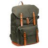 Zkin Raw Yeti Army Green DSLR Camera Backpack Bag