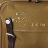 Zkin Raw Yeti Sand Copper DSLR Camera Backpack Bag