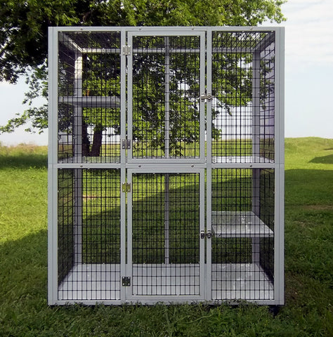 CDE Animal Cages - Trusted by humane societies, vets, and