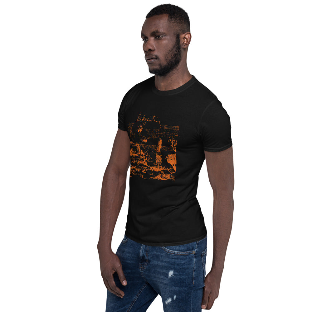 badgentina Dead Reckon – Short-Sleeve Unisex T-Shirt