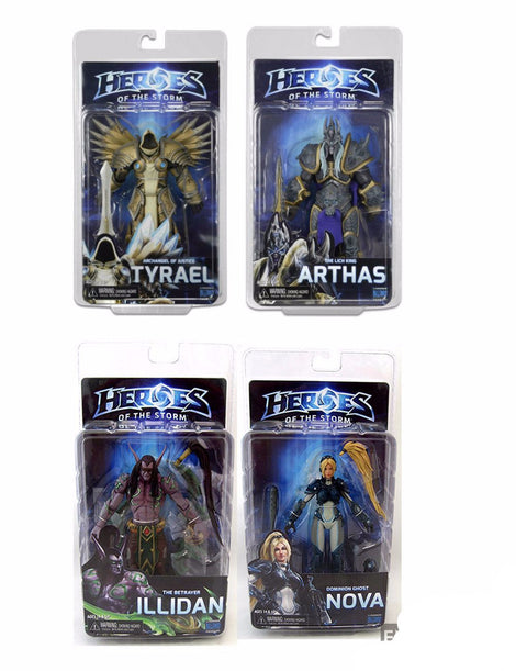 Heroes Of The Storm Model action figures