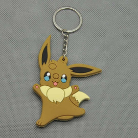 Eevee Evolution Key chain