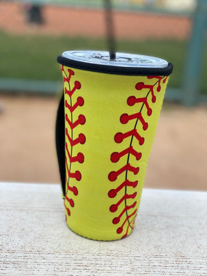 Drink sleeve Softball/Baseball
