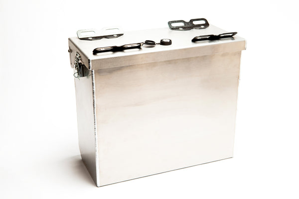 Aluminum Pannier Adventure Box