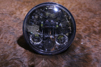 5.75 LED headlight with integrated Turn Signals for Harley Davidson