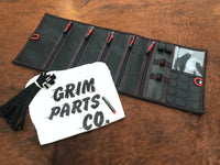 Singletrack Street Tool Roll by Grim Parts Co