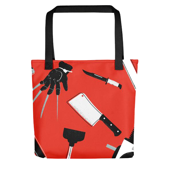 Killer Pattern Tote
