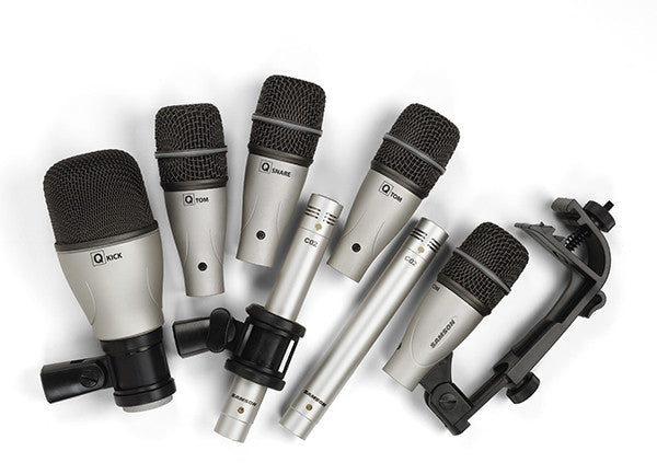 7-piece Drum Mic Set