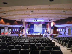Professional Lighting System @ Spring Auditorium