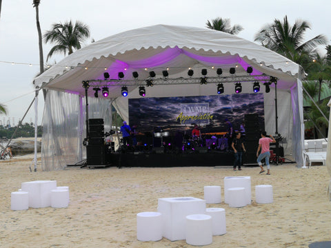 1 WMP Event @ OLA Beach Club Sentosa