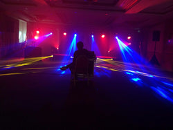 Professional Lighting System For Media Corp Shooting