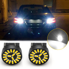7440 7443 LED Bulb for Backup Reverse Light Parking Light DRL Brake Blinker Lamp Turn Signal Light