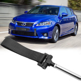 Blue / Black / Red JDM Style Tow Hole Adapter with Towing Strap for Lexus IS CT RC RX GS ISF
