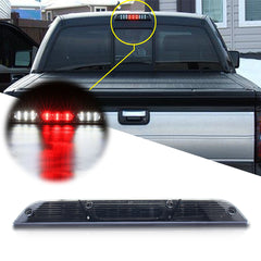 for Ford F-150 2015-2019 LED 3rd Third Brake Light Tail Cargo Lamp, Smoked Lens