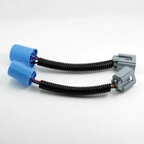 9007 9004 HB5 Male To H13 9008 Female Pigtail Wire Wiring Harness Adapter Socket for Headlight Conversion Retrofit