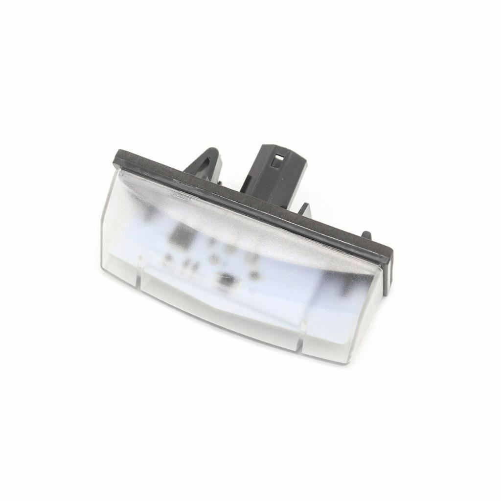 HID White OEM Replace LED License Plate Lamps For Lexus