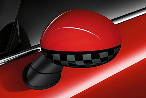 JCW Side Mirror Covers Caps Driver/Passenger Side with Key cap set For MINI Cooper F56 F55 F54 F57