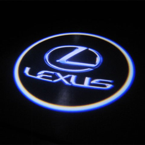 Lexus LED Logo Light Ghost Shadow Projector Car Door Courtesy Laser