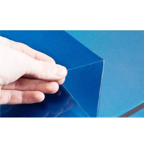 Clear Universal Door Sill Guard Paint Protection Film Vinyl Sheet
