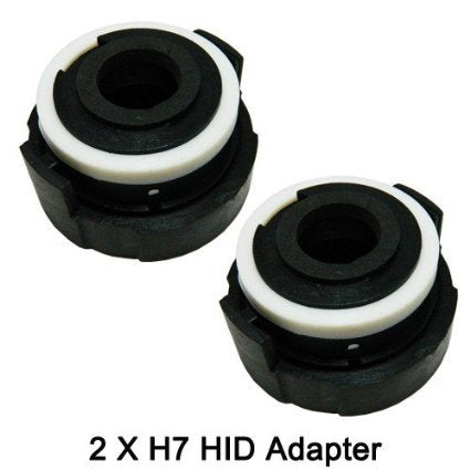 H7 HID Bulb Conversion Adapters for BMW E46 3 series 1999-2006(High Beam)