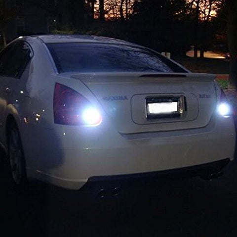 1 pair 100W CREE 7443 7440 LED Turn Signal Brake Tail Back Up Reverse Lights DRL Bulbs White or Amber or Red