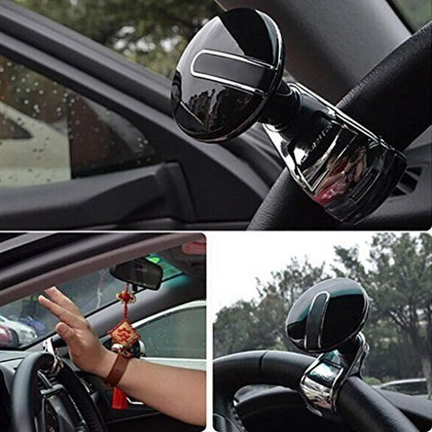 Steering Wheel Suicide Spinner Handle Power Knob Accessory Heavy Duty Universal for Car Vehicle Truck