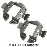 H7 HID Bulb Conversion Adapters for Mercedes-Benz Audi Saab BMW