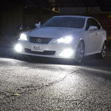 (2) Super Bright High Power 100W CREE LED 9006 HB4 6000K Fog Lights Bulbs White or Amber