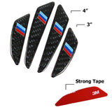 Car Side Door Edge Protection Guards Trim Stickers Universal Fit