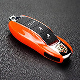 1x Remote Smart Key Shell Holder For Porsche Cayenne Panamera Macan 911