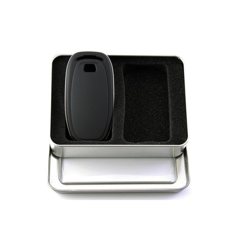 Xotic Tech Keyless Smart Key Fob Shell Cover Case for Audi A1 A3 A4 A5 A6 A7 A8 Q3 Q5 Q7 R8 S3 S4 S5 S6 S7 S8 TT