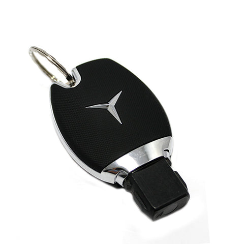Keyless Smart Key Fob Cover Shell Cap for Mercedes-Benz