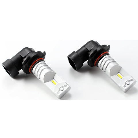 2pcs 100W Luxeon LED Bright White H10 9140 LED Driving Running Light, Fog Light, Off Road Light