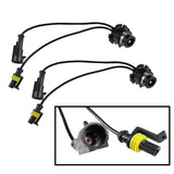 D2S/D2R AMP Conversion Adapters For Factory HID ballasts w/ Aftermarket HID Bulb