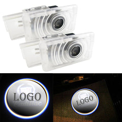 Cadillac LED Logo Light Ghost Shadow Projector Car Door Courtesy Laser