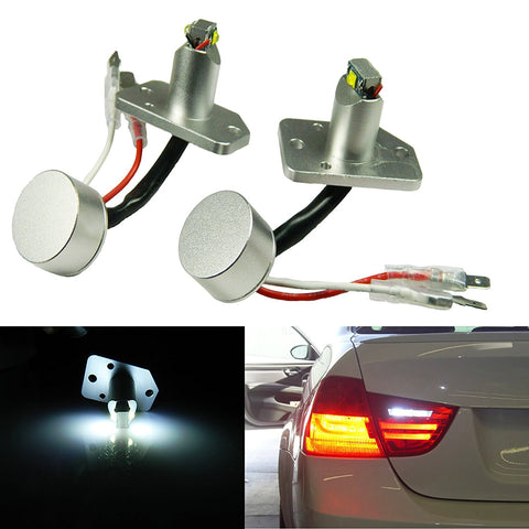 High Power 12W CREE PH16W PW16W LED Bulbs For BMW LCI E92 E93 Backup Lights