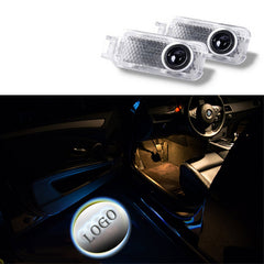 Xotic Tech Audi LED Logo Light Ghost Shadow Projector Car Door Courtesy Laser
