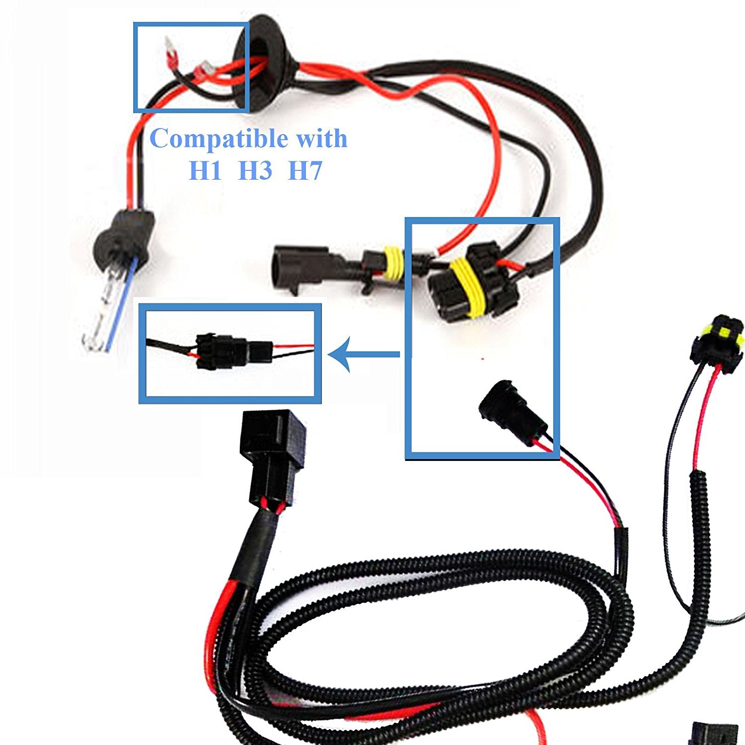 1 set H1 H3 H7 H11 9005 9006 HB4 HID Conversion Kit Relay Wire ... H Wiring Harness on h4 wiring harness, h15 wiring harness, h13 wiring harness, mustang wiring harness, e2 wiring harness, t3 wiring harness, s13 wiring harness, escalade wiring harness, vue wiring harness, h1 wiring harness, camaro wiring harness, tundra wiring harness, wrangler wiring harness, h2 wiring harness, fj cruiser wiring harness, ranger wiring harness, b2 wiring harness, enclave wiring harness, f1 wiring harness, hhr wiring harness,