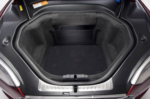 Trunk Envelope Cargo Storage hatchback Rear Luggage Cargo Nylon Net Organizer For Honda Accord 4D Toyota Camry Ford Mustang
