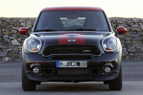 JCW Front Grille Badge For All MINI Cooper R55 R56 R57 R58 R59 R60 R61, etc
