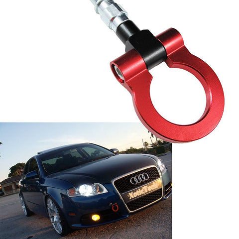 Red/ Neo Track Racing Anodized Alloy Tow Hook For Audi A4 A5 S4 S5 RS5 A7 S7 RS7 B8